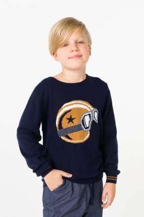 Свитер для мальчика Mayoral, цв.синий, р-р 134