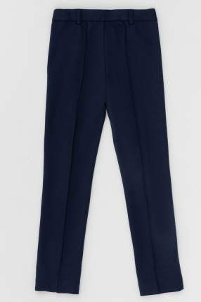 Классические брюки Button Blue 220BBGS56021000 цв.синий р.158