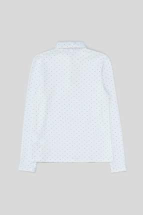 Блузка Acoola 20240100031 цв.белый р.128