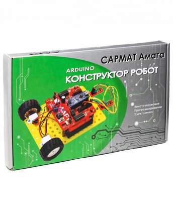 Электронный конструктор САРМАТ Амага робот Ларт на основе контроллера Arduino