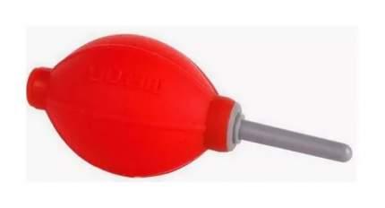 Груша для очистки фотокамер Hurricane Blower (Silicone) Red