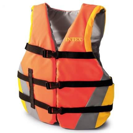 Intex Жилет для взрослых, обхват груди 76-132 см