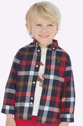 Рубашка для мальчика Mayoral, цв.красный, р-р 110