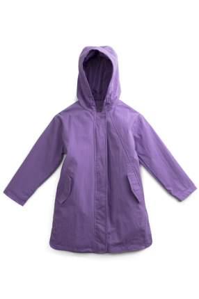 Плащ для девочки PlayToday, цв.фиолетовый, р-р 98