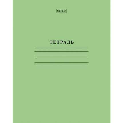 """Тетрадь """"ECO"""" А5, 48 листов, клетка (зеленая)"""