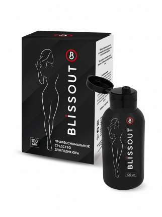 Профессиональное средство для педикюра BLISSOUT, 100 мл