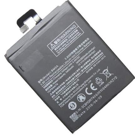 Аккумуляторная батарея для Xiaomi Mi Note 3 (BM3A) 3500 mAh (OEM)