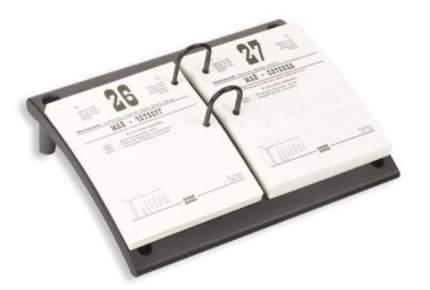 """Подставка для перекидного календаря """"Attache"""", черная"""