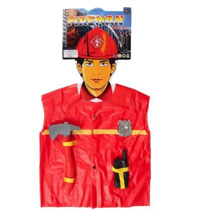 Набор игровой Игруша Пожарный , арт. i-ZY751204