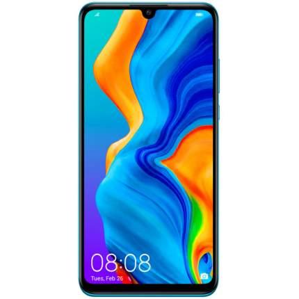 Смартфон Huawei P30 Lite 128Gb Peacock Blue (MAR-LX1M)
