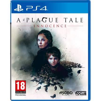 Игра для PlayStation 4 A Plague Tale: Innocence