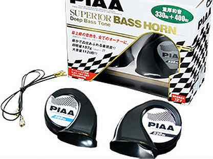 Автомобильные сигналы PIAA SUPERIOR BASS HORN HO-9