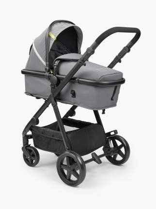 Коляска-трансформер Happy Baby LINDA, dark grey