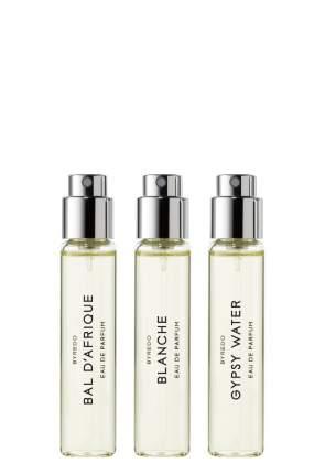 Набор парфюмерной воды Byredo La Sélection Bal d'Afrique Blanche Gypsy Water3*12 мл