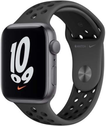 Смарт-часы Apple Watch Nike SE GPS, 44mm Space Grey with Anthracite/Black Nike Sport Band