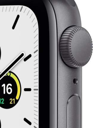 Смарт-часы Apple Watch SE GPS, 40mm Space Grey with Midnight Sport Band