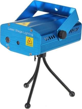 Лазерный мини проектор Mini Laser Stage Laser Lighting