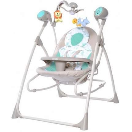 Колыбель-качели детские Carrello Nanny 3 в 1 CRL-0005 Azure