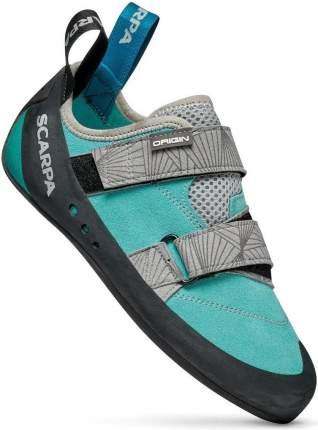 Скальные Туфли Scarpa 2021 Origin Women's Maldive/Light Gray (Eur:38)