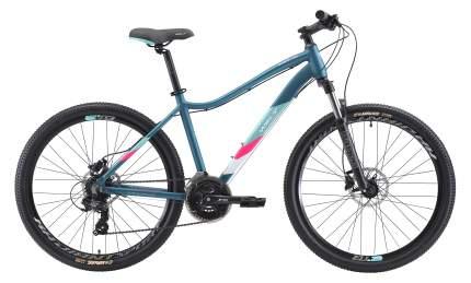 Велосипед Welt Edelweiss 1.0 Hd 26 2021 S matt dark ocean blue