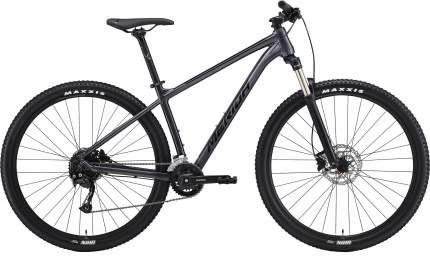 """Велосипед Merida Big.seven 100-3X 2021 19"""" antracite/black"""
