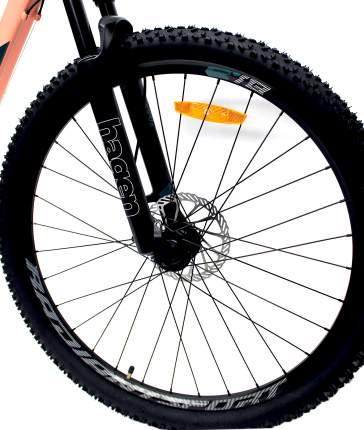 Велосипед Welt Edelweiss 1.0 Hd 27 2021 M matt coral