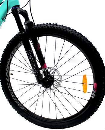 Велосипед Welt Edelweiss 1.0 Hd 27 2021 M matt mint green