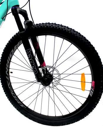 Велосипед Welt Edelweiss 1.0 Hd 27 2021 S matt mint green