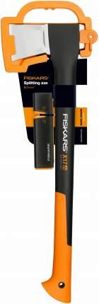 Набор FISKARS Х17 + точилка 1020182 черный/оранжевый