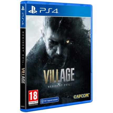 Игра Resident Evil: Village для PlayStation 4