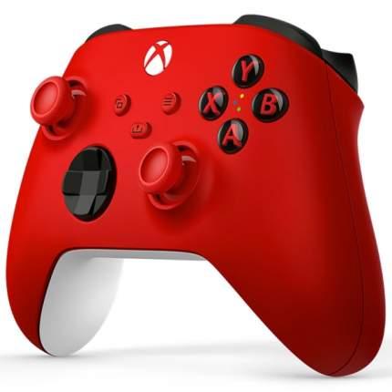 Геймпад Microsoft Xbox QAU-00012 Red