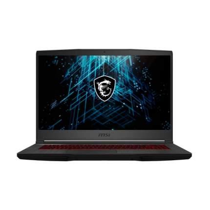Игровой ноутбук MSI GF65 Thin 10UE-085RU Black (9S7-16W212-085)