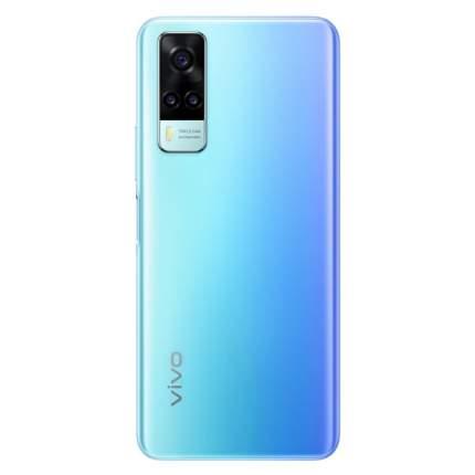 Смартфон Vivo Y31 Голубой океан (V2036)