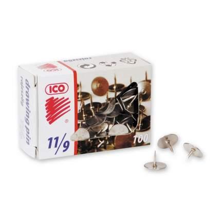 Кнопки силовые Ico для досок 100 шт