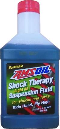 Гидравлическая жидкость AMSOIL Shock Therapy Suspension Fluid #5 Light (0,946л)
