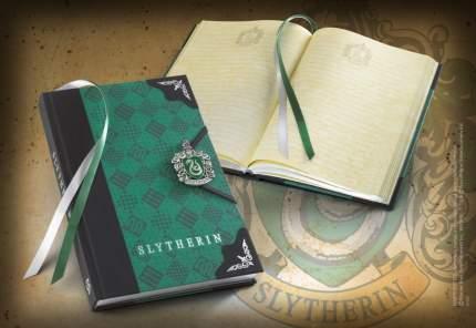 Блокнот Noble Collection Гарри Поттер Слизерин