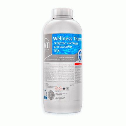 Средство для чистки бассейна Wellness Therm 312781 1 л