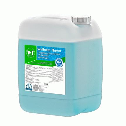 Дезинфицирующее средство для бассейна Wellness Therm Активный кислород 312835 5 л