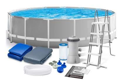 Каркасный бассейн Intex 26726 457х457х122 см
