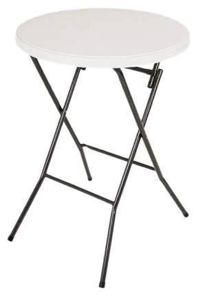 Стол для дачи Green Glade F080 white 80x80x110 см