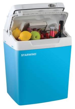Автохолодильник STARWIND CF-129,  29л,  синий и серый