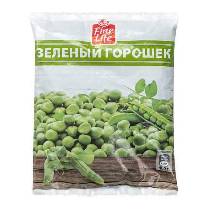 Горошек зеленый Fine Life замороженный
