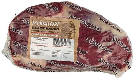 Голяшка говяжья Мираторг без кости охлажденная 2400 г
