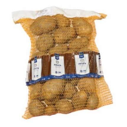 Картофель для варки в сетке +-2,5 кг