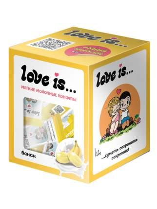 Драже Love is жевательное с бананом 4,2 г х 25 шт