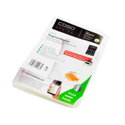 Пакеты для вакуумного упаковщика CASO 6 Sterne 25х35
