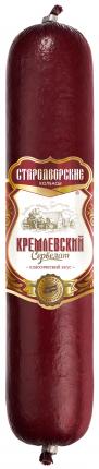 Колбаса Стародворье Сервелат Кремлевский варено-копченая