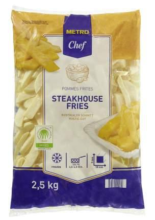 Картофель фри Metro Chef быстрозамороженный 9 х 18 мм 2,5 кг