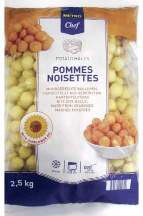 Картофельные шарики Metro Chef быстрозамороженные 2,5 кг