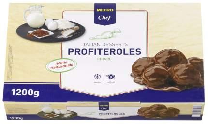 Пирожное Metro Chef Профитроли с какао 1,2 кг